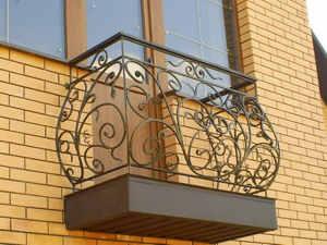 ковані балкони Львів